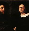 Raphael Double Portrait