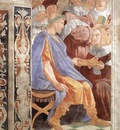 Raphael Justinian Presenting the Pandects to Trebonianus