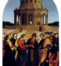 Raphael Marriage Of The Virgin