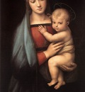 Raphael The Granduca Madonna