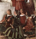 Raphael The Mass at Bolsena detail2
