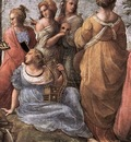 Raphael The Parnassus detail3