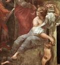 Raphael The Parnassus detail5