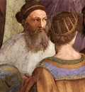 Raphael The School of Athens detail6
