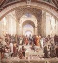 Raphael The School of Athens