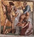 Raphael The Stanza della Segnatura The Judgment of Solomon