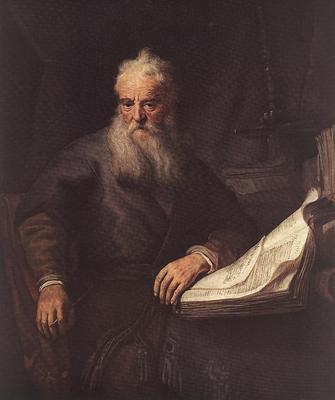 Apostle Paul WGA pg