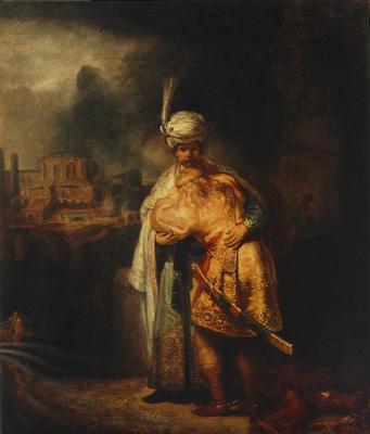 Biblical Scene WGA