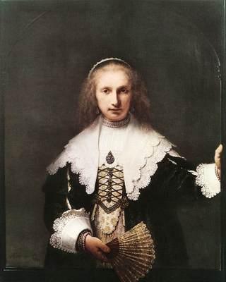 Rembrandt Agatha Bas