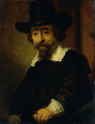 Rembrandt Dr Ephraim Bueno Jewish Physician and Writer