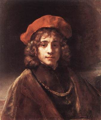 Rembrandt The Artist s Son Titus