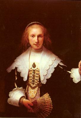 Rijn Rembrandt Van Agatha Bas