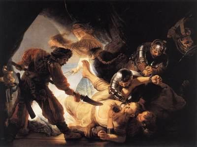 The Blinding of Samson WGA