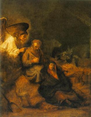 The Dream of St Joseph WGA