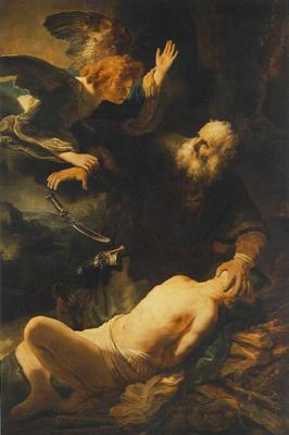 The Sacrifice of Abraham WGA