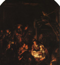 Adoration of the Shepherds WGA