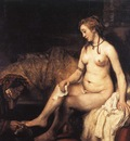 Bathsheba at Her Bath WGA