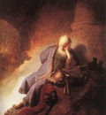 Jeremiah Lamenting the Destruction of Jerusalem WGA