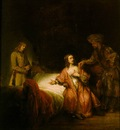 Joseph Accused by Potiphars Wife WGA