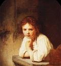 Rembrandt 45Girl