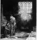 Rembrandt Faust c1652