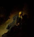 rembrandt jeremiah lamenting the destruction of jerusalem