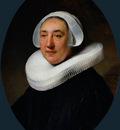 Rembrandt Portrait of Haesje van Cleyburgh