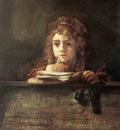 Rembrandt Titus