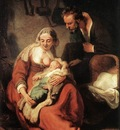 The Holy Family WGA