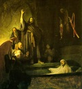 The Raising of Lazarus WGA