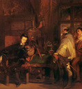 Bonington Richard Parkes Henri III and the English Ambassador