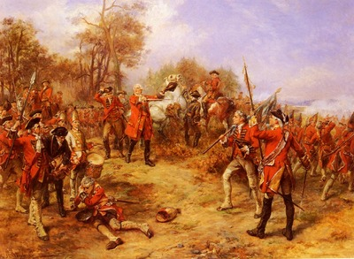 Hillingford Robert Alexander George II At The Battle Of Dettingen