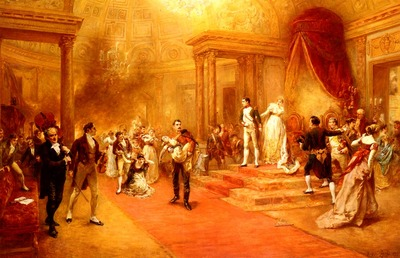 hillingford robert alexander the disaster at the ball given by the austrian embassy in paris