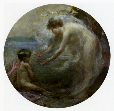 Fowler Robert Venus And Cupid