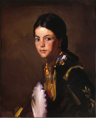 Henri Robert Segovian Girl