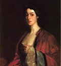 Henri Robert Portrait of Katherine Cecil Sanford
