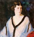 Henri Robert Portrait of Mrs Edward H Bennett