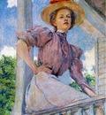 Reid Robert Lewis A Summer Girl