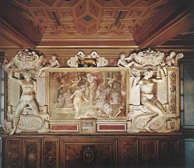 ROSSO FIORENTINO Decoration