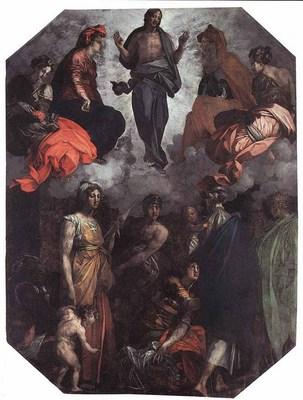 ROSSO FIORENTINO Risen Christ