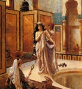Ernst Rudolph The Harem Bath