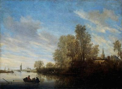 Ruysdael 45River
