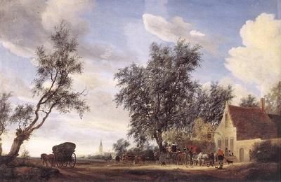 Ruysdael 49Halt