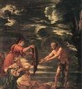 ROSA Salvator Odysseus And Nausicaa