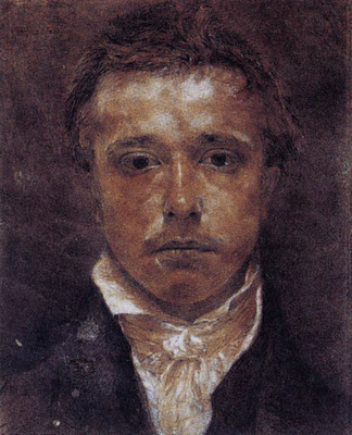PALMER Samuel Self Portrait