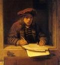 HOOGSTRATEN Samuel van Self Portrait