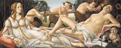 Venus and Mars EUR