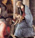 botticelli sandro adoration of the magi detail