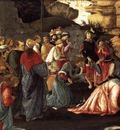 BOTTICELLI Sandro Adoration Of The magi