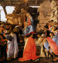 Botticelli Sadro Adoration Of The Magi